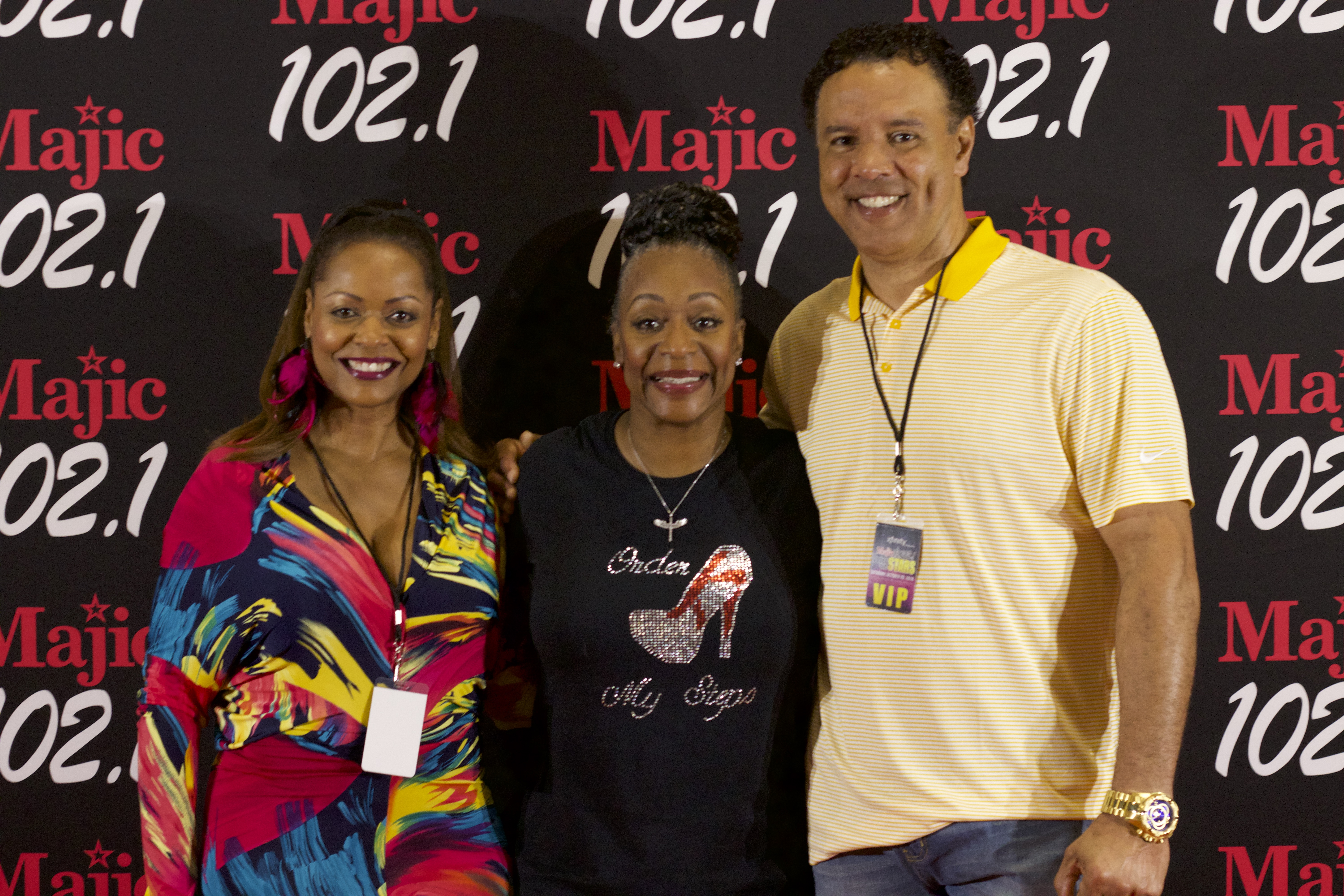 Regina Belle Meet & Greet