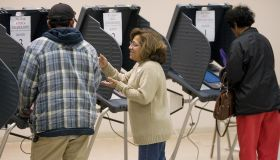 Texans Got The Polls In State Presidential Primaries