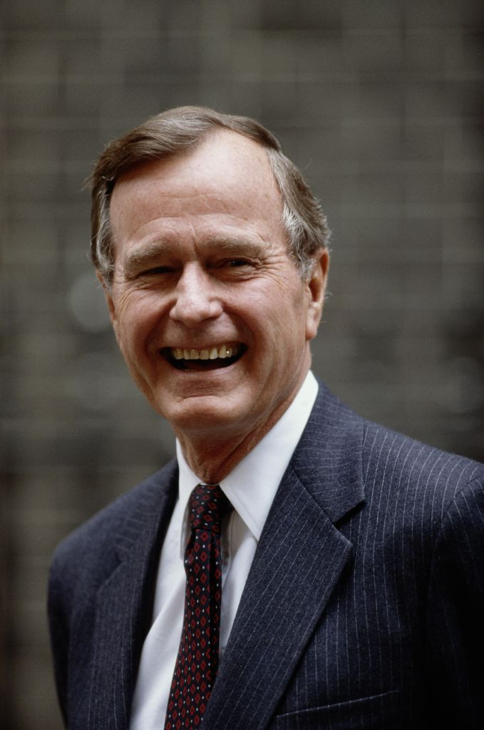 George Bush Sr.