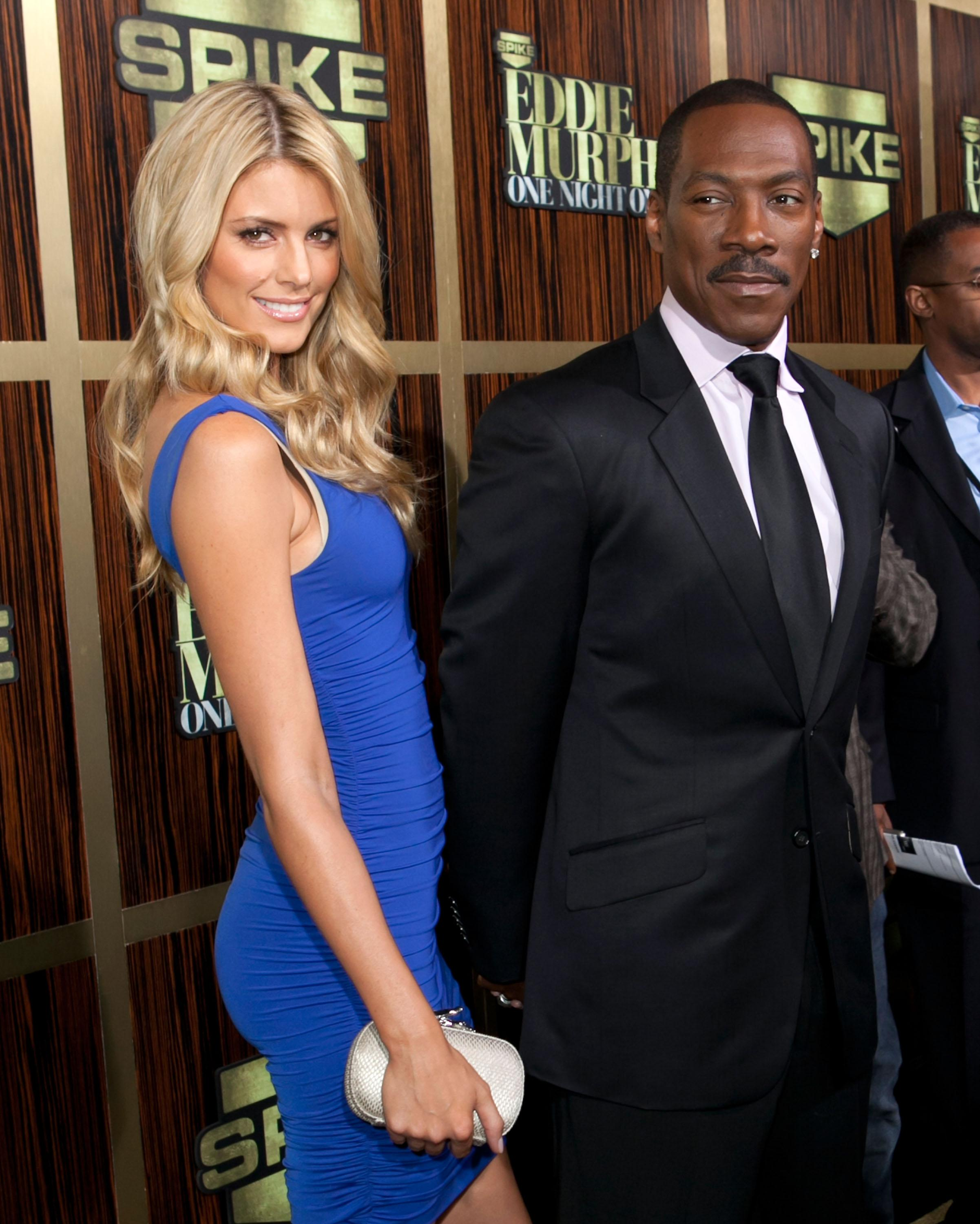 Spike TV's 'Eddie Murphy: One Night Only' - Arrivals