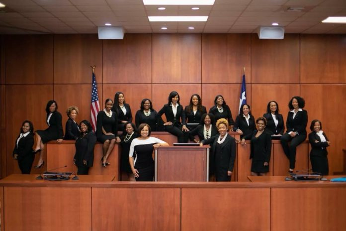 Harris County Female Judges