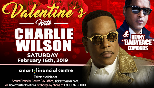"Valentine's With Charlie Wilson & Kenneth ""Babyface"" Edmonds"
