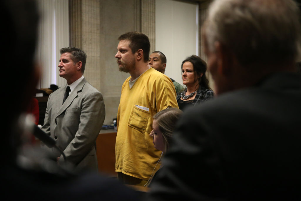 Chicago Police Officer Jason Van Dyke Sentenced In Shooting Death Laquan McDonald