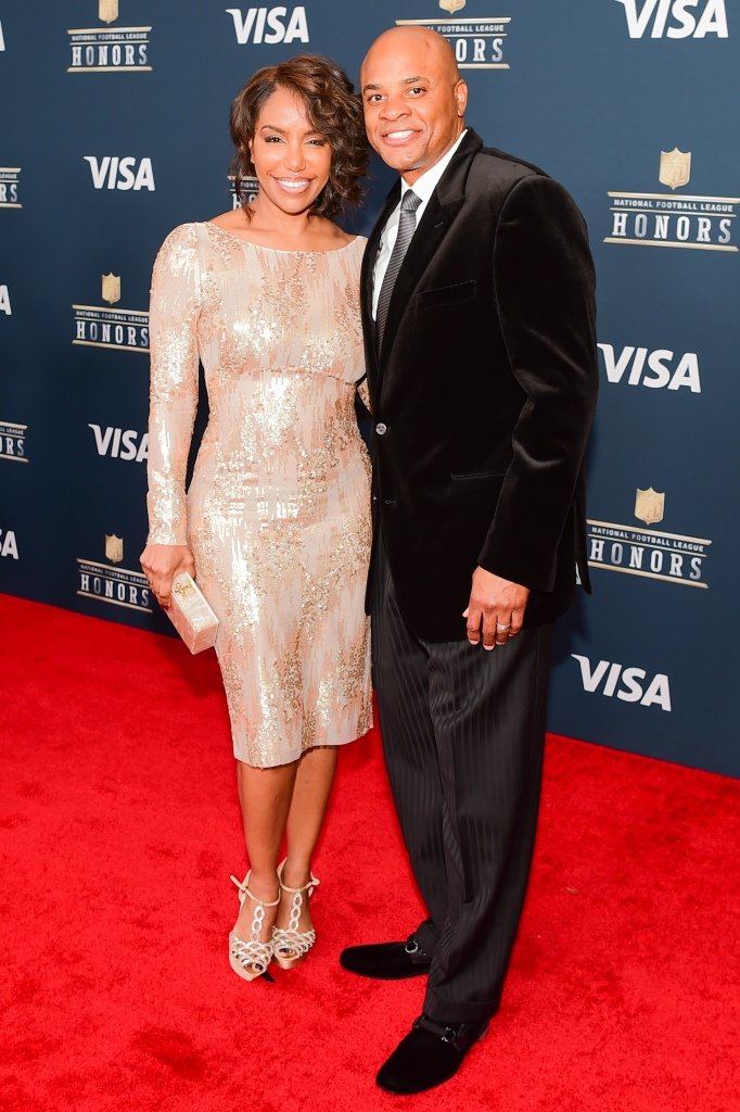 NFL: FEB 04 NFL Honors Red Carpet