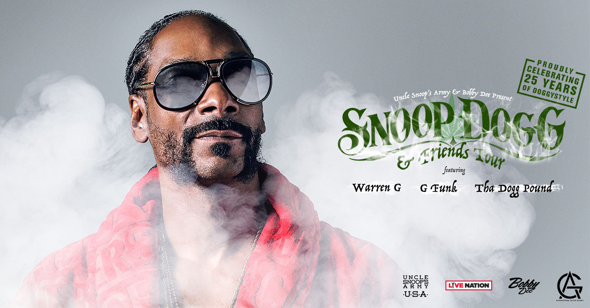 Snoop Dogg 25 Years Of Doggystyle