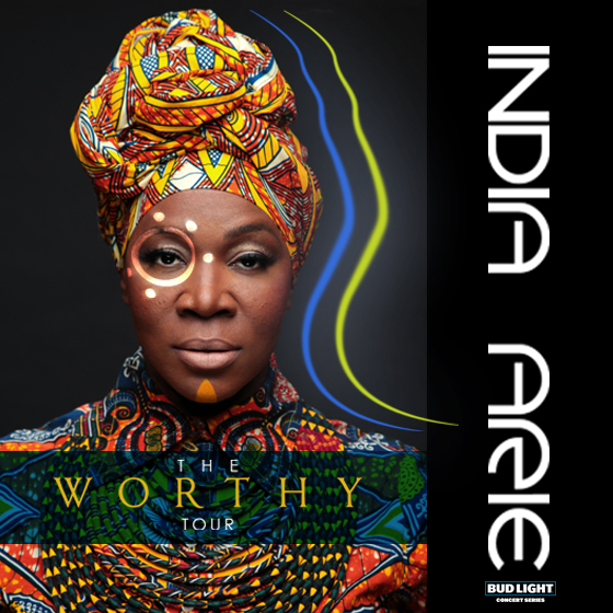 India Arie - The Worthy Tour