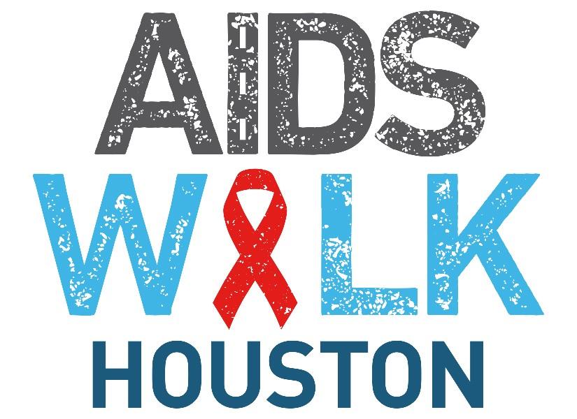 AIDS Walk Houston Logo