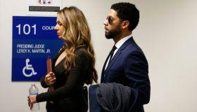 Jessie Smollett Returns To Court To Enter Formal Plea