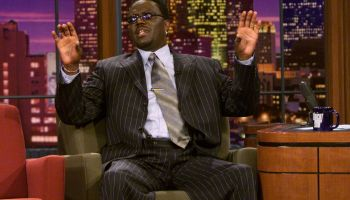 The Tonight Show with Jay Leno - Bernie Mac