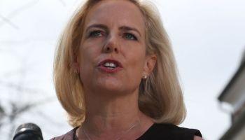 Kirstjen Nielsen Resigns As Department Of Homeland Security Secretary