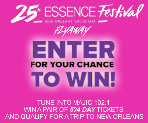 Essence Festival Giveaway