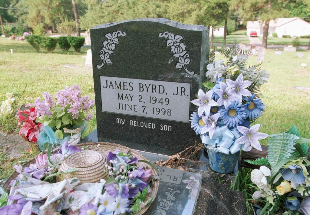 IN MEMORY OF A RACIST CRIME IN JASPER, TEXAS