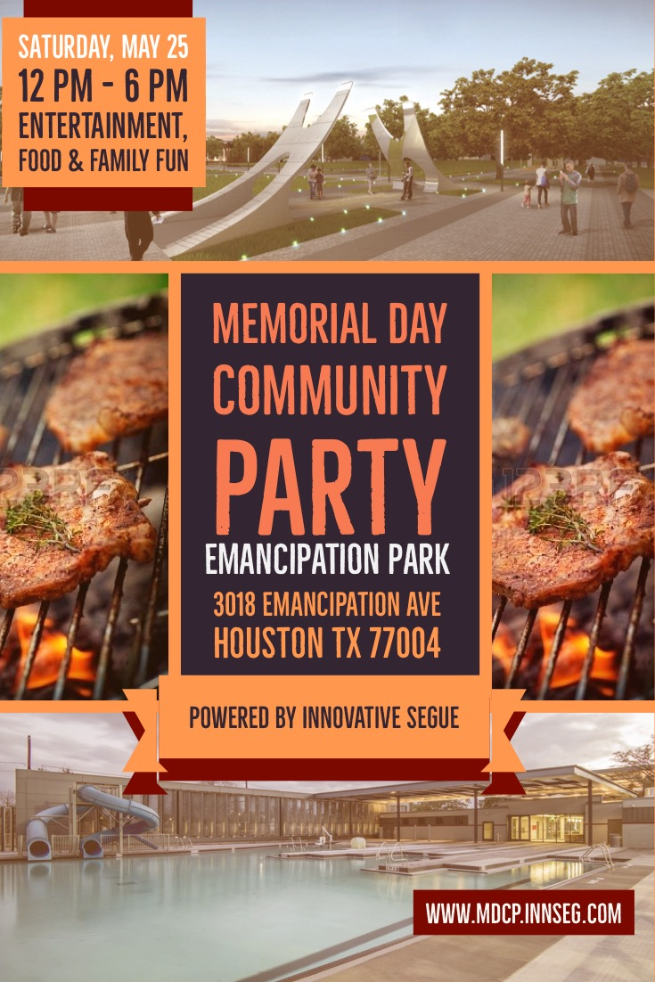 Memorial Day Community Party