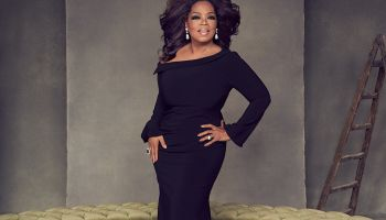Oprah The Hollywood Reporter Cover Story