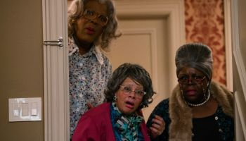 A Madea's Family Funeral Key Art