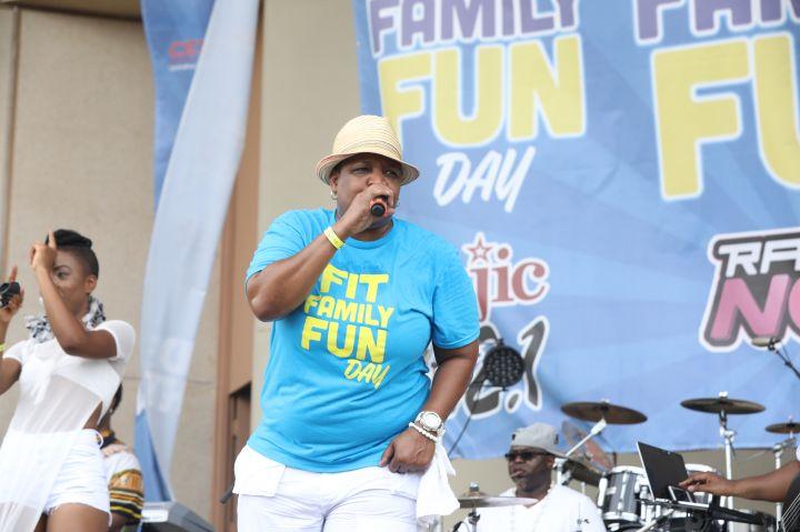 The Dana Jackson Band - Fit Family Fun Day