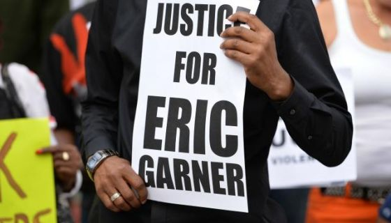 Justice Department Won't Charge Officer Involved In Eric Garner's Death