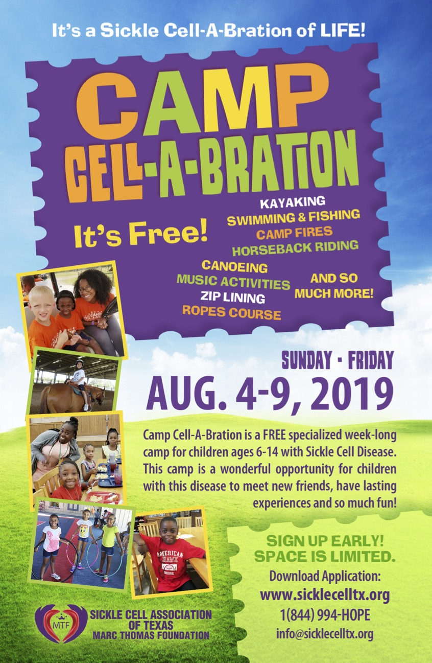 Camp Cell-A-Bration
