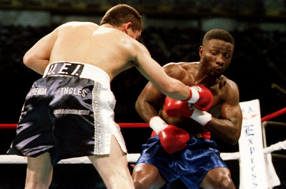 Boxing Legend Pernell Whitaker Dead At 55   Majic 102 1