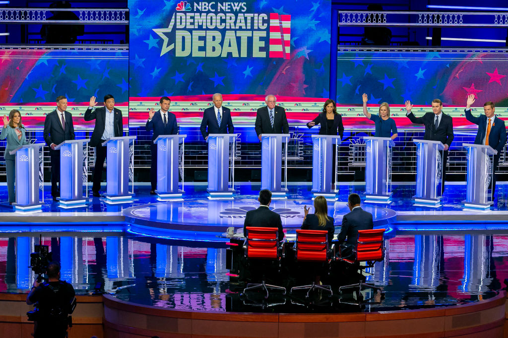 Democratic presidential primary debates