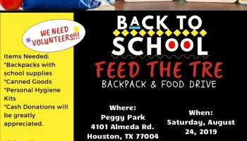 Feed The Tre Back To School Event