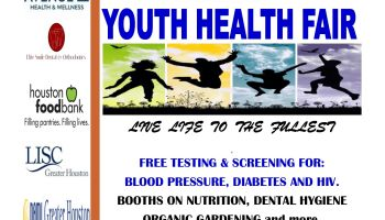 Youth Health Fair Back To School Event