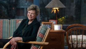 Journalist and author Cokie Roberts