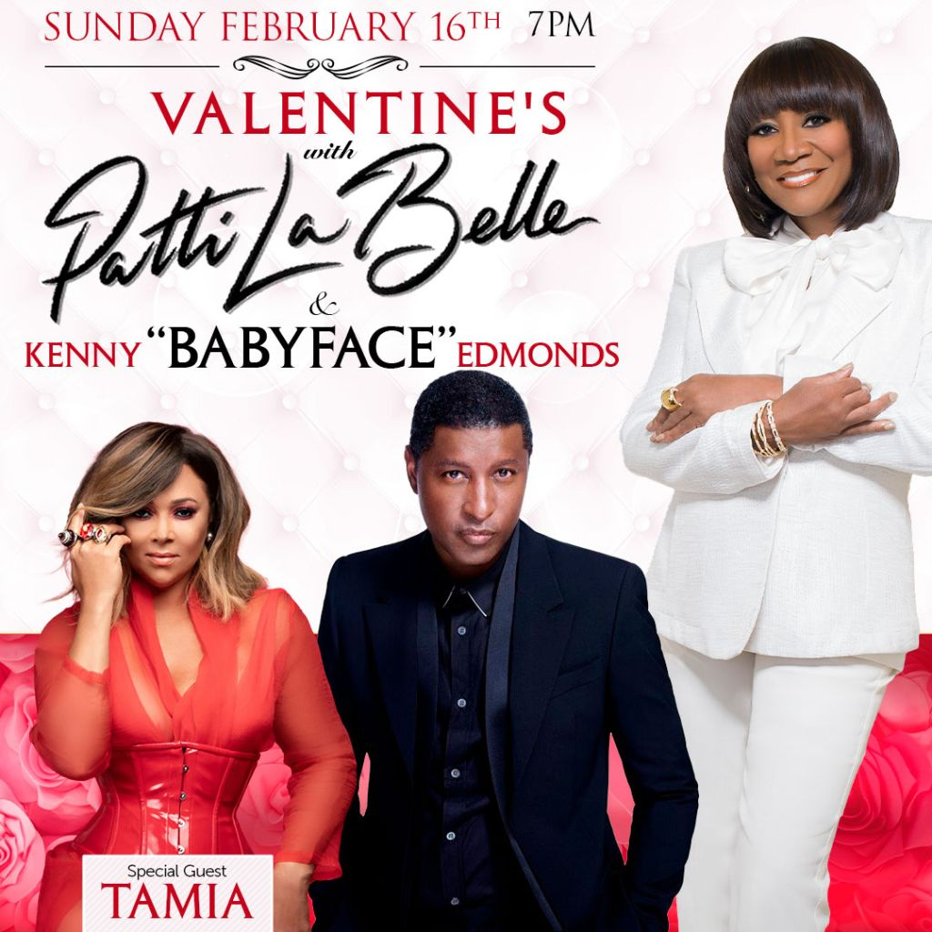 Valentine's With Patti LaBelle & Babyface