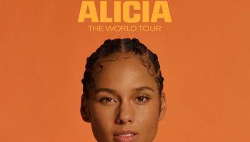 Alicia Keys - The Alicia World Tour