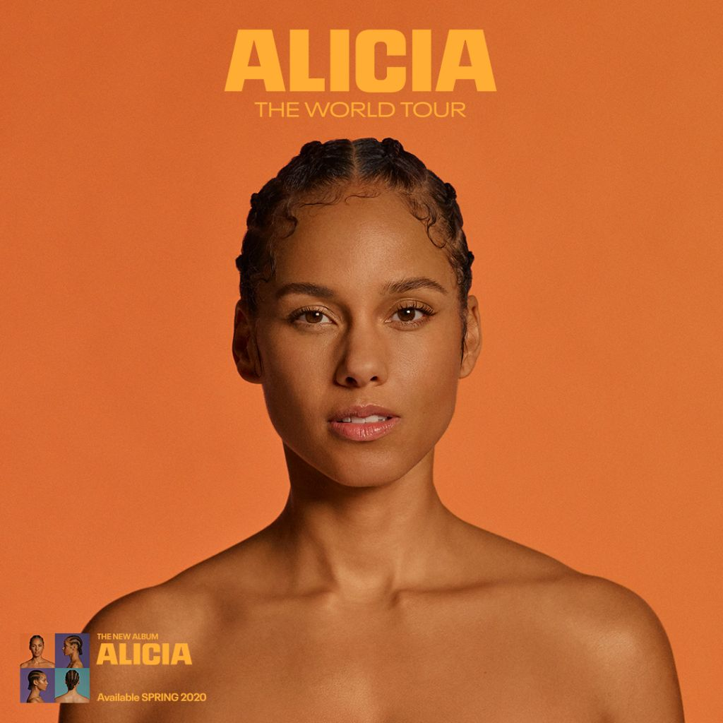 Alicia Keys - The Alicia World Tour