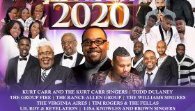 Gigantic Gospel Concert 2020