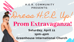 Dress Her Up Prom Extravaganza