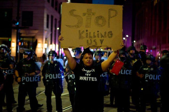 """Stop Killing Us"""