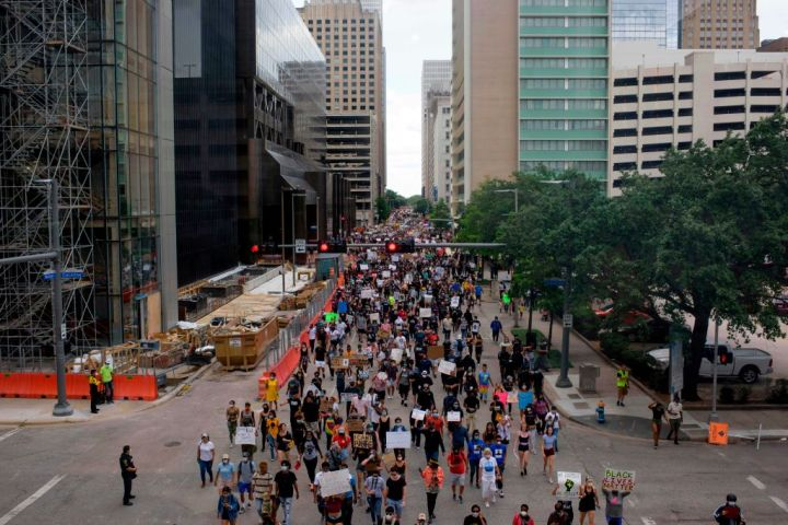 March Through Downtown