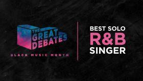 Great Debates: Best R&B Singer