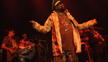 US George Clinton and Parliament Funkade