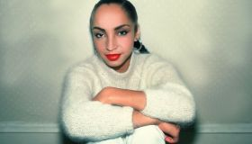 Portrait Of The Singer Sade