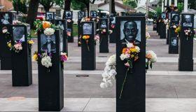 Say Their Names Memorial Houston